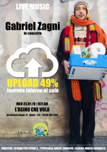 Gabriel Zagni in Concerto Upload 49%